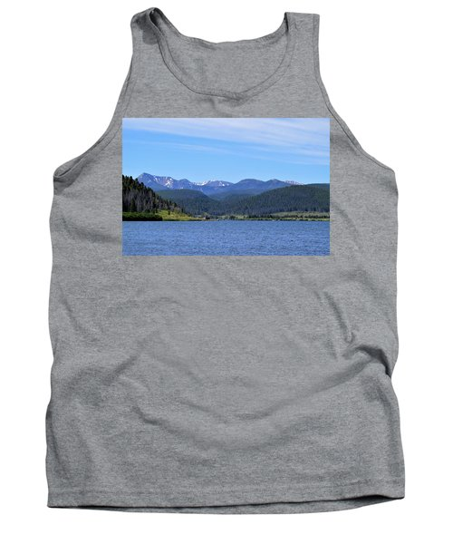 Mountain View Tank Top