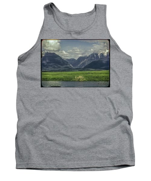 Mountain View Montana.... Tank Top