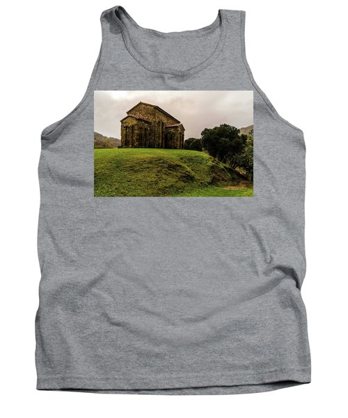 Mountains And Valleys All Around Tank Top