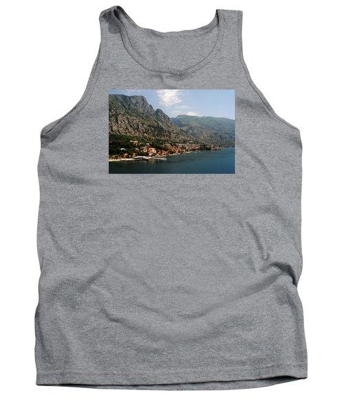 Mountains Of Montenegro Tank Top