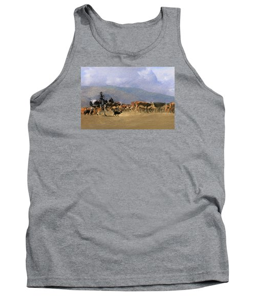 Move Em Out Tank Top