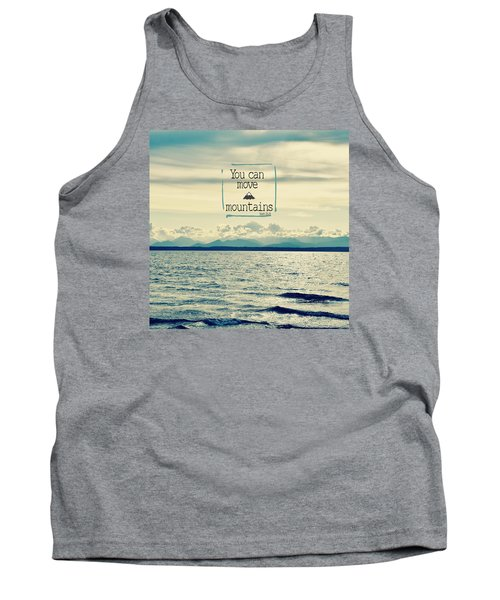 Move Mountains Tank Top