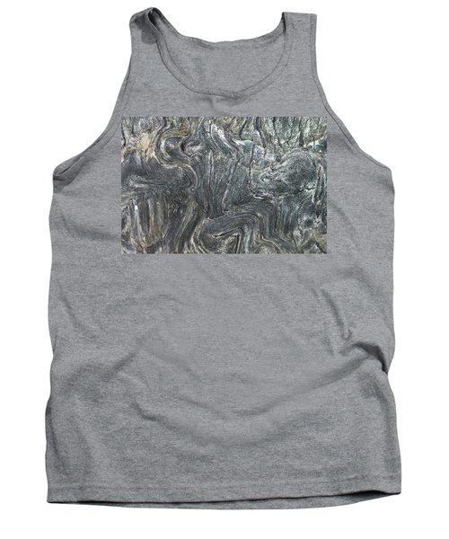Movement In The Earth Tank Top