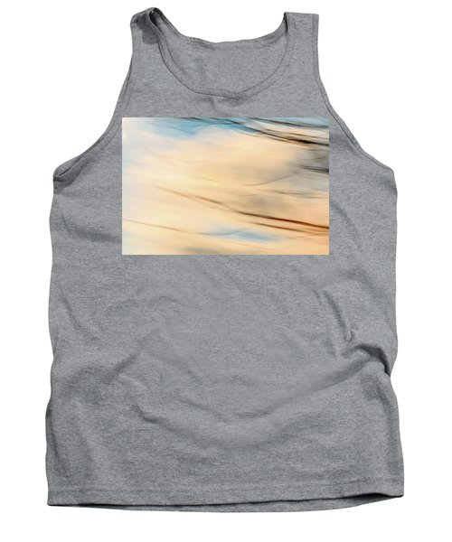 Moving Branches Moving Clouds Tank Top