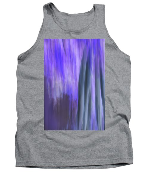 Moving Trees 37-36 Portrait Format Tank Top