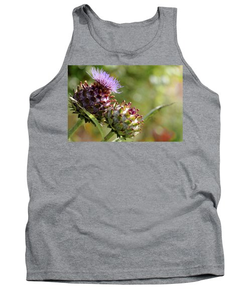 Mr And Mrs Thistle  Tank Top