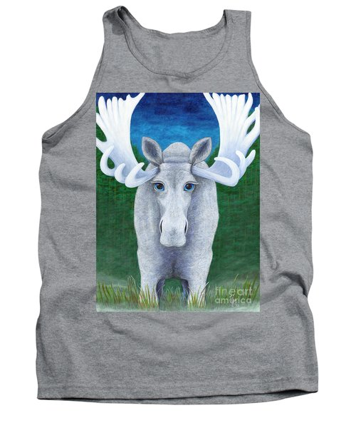 Mr. Moose Tank Top