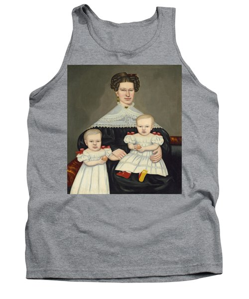 Mrs Paul Smith Palmer And Her Twins Tank Top