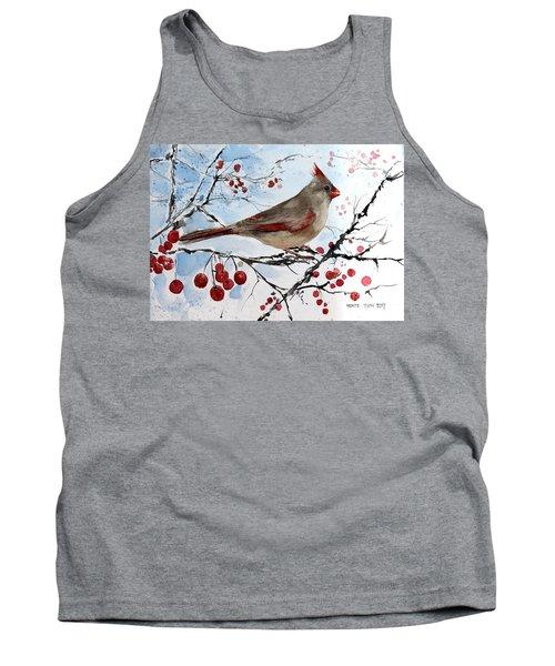 Mrs Red Bird The Visit Tank Top
