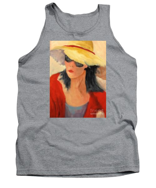 Ms Hollywood  Tank Top