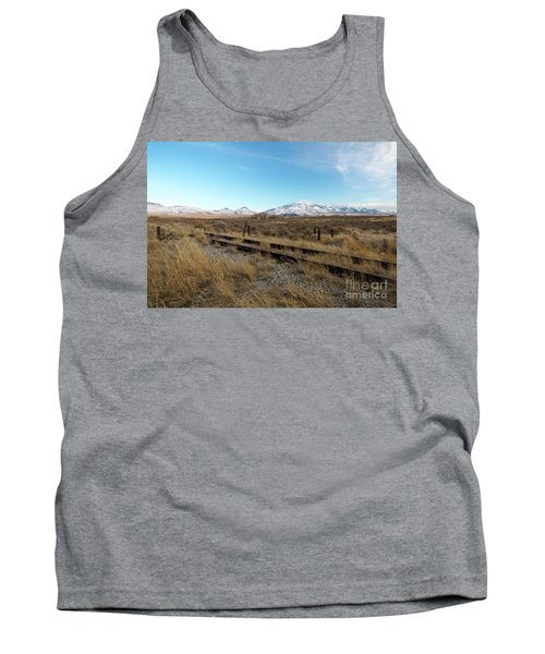 Mt Putnam Tank Top