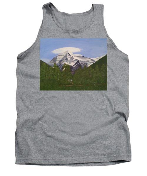 Mt. Robson, Bc Tank Top