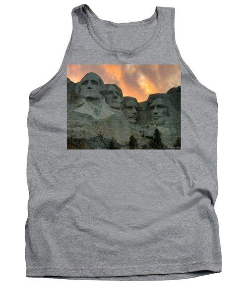 Mt. Rushmore Tank Top