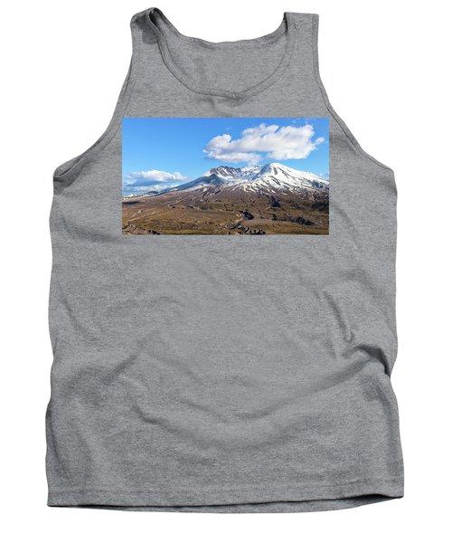 Mt Saint Helens Tank Top