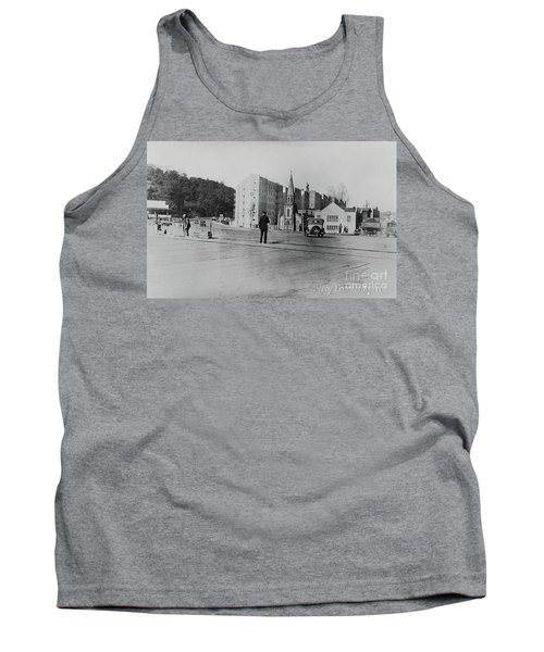 Tank Top featuring the photograph Mt. Washington Church  by Cole Thompson