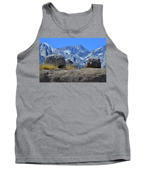 Mt. Whitney - Highest Point In The Lower 48 States Tank Top