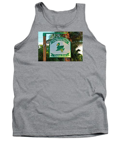 Mucky Duck I Tank Top