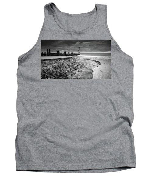 Mundesley Beach - Mono Tank Top