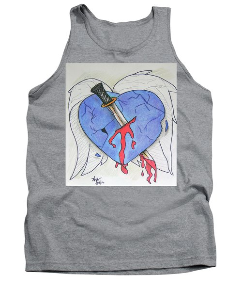 Murdered Soul Tank Top