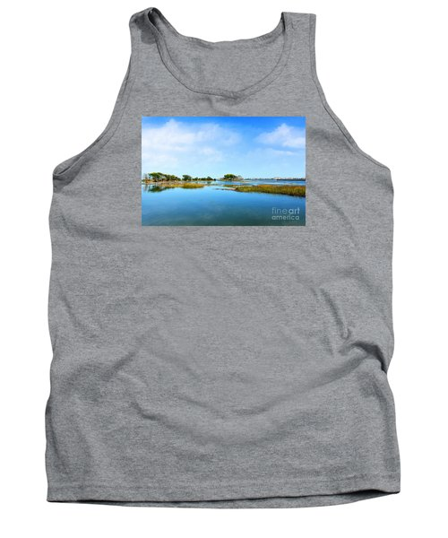 Murrells Inlet Tank Top by Kathy Baccari