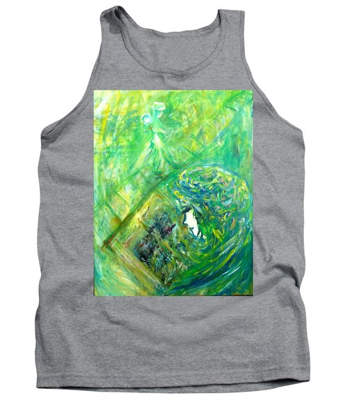 My Book Tank Top