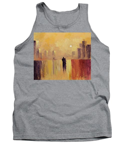 My Friend My Lover Tank Top