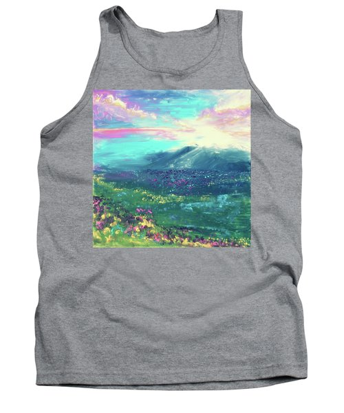 My Own Planet Tank Top