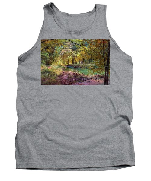 My World Of Color Tank Top