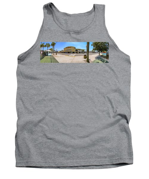 Myrtle Beach Pavilion Building Tank Top