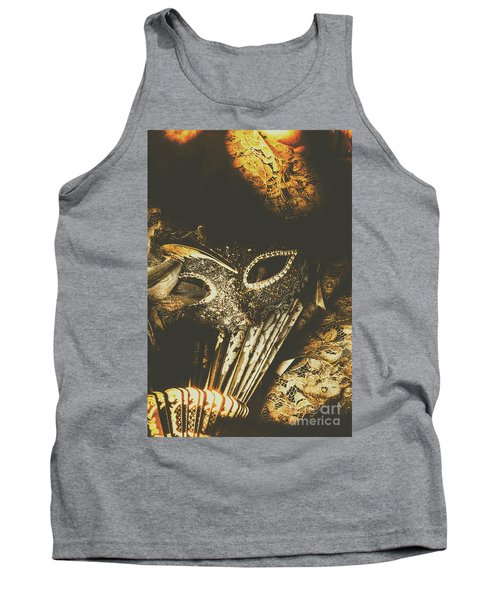 Mysterious Disguise Tank Top