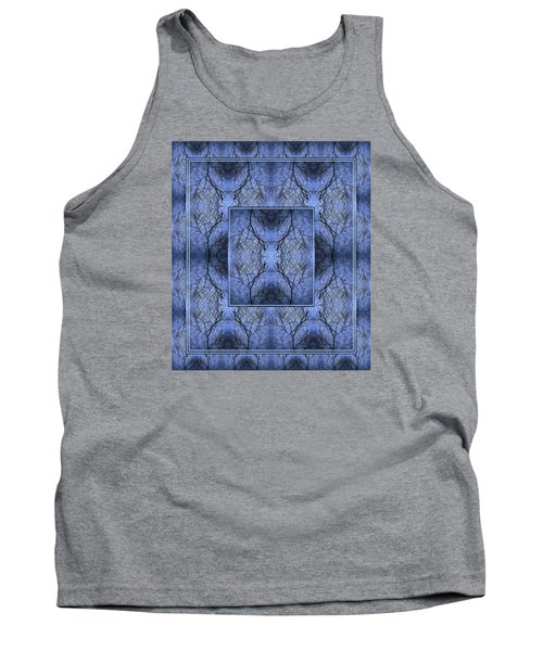 Mystery Blue Tank Top