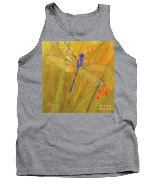 Mystic Dragonfly Tank Top by Mary Hubley