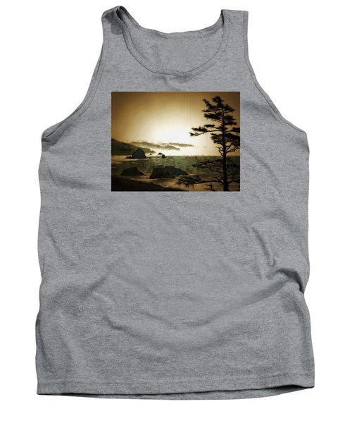 Mystic Landscapes Tank Top