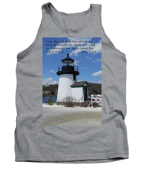 Mystic Lighthouse John 8-12 Tank Top