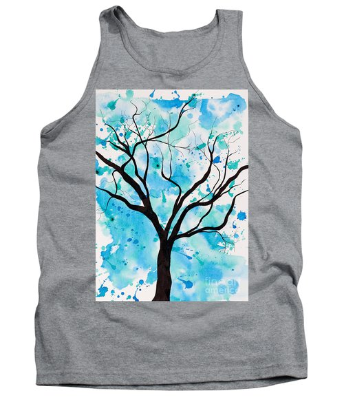 Mystic Tree Tank Top