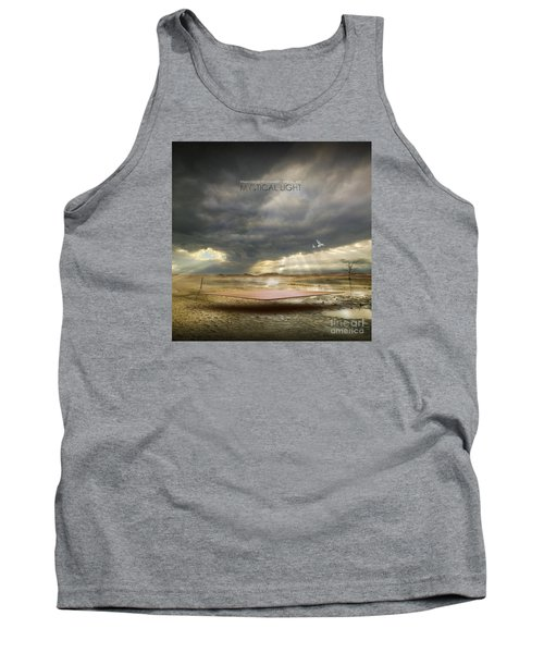 Mystical Light Tank Top by Franziskus Pfleghart