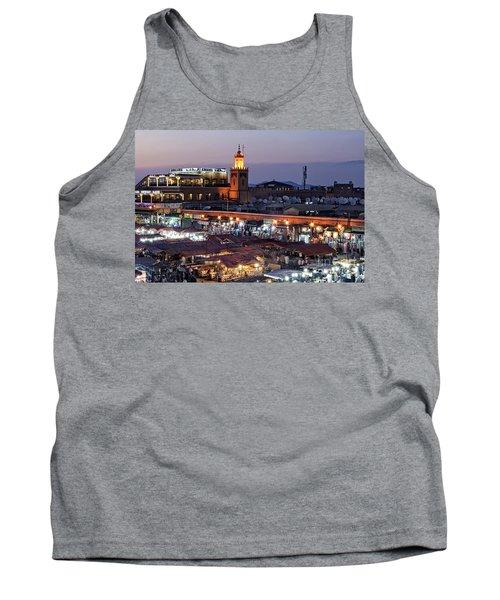 Mystical Marrakech Tank Top
