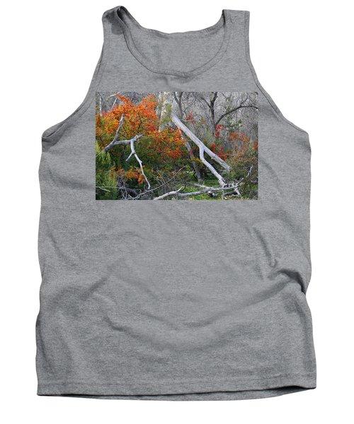 Mystical Woodland Tank Top