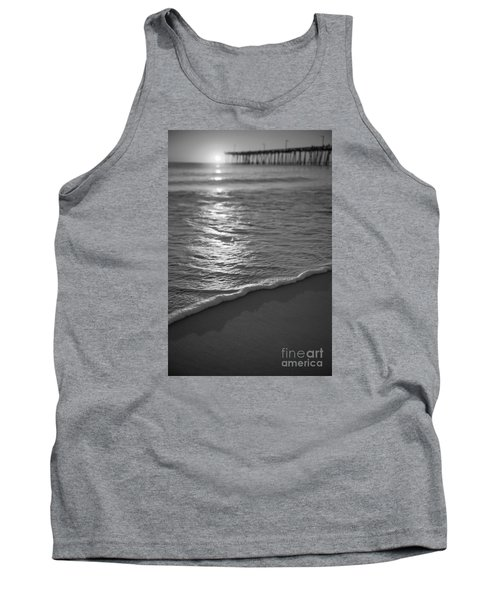 Nags Head First Light Bw Tank Top