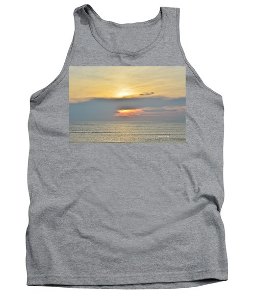 Nags Head Sunrise 7/24/16 Tank Top