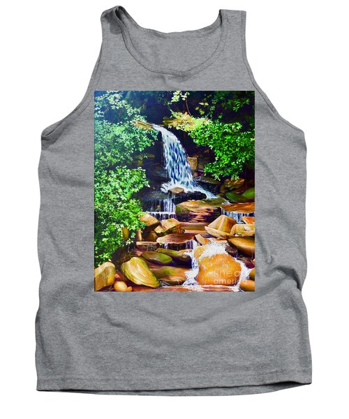 Nantahala Waterfall Tank Top