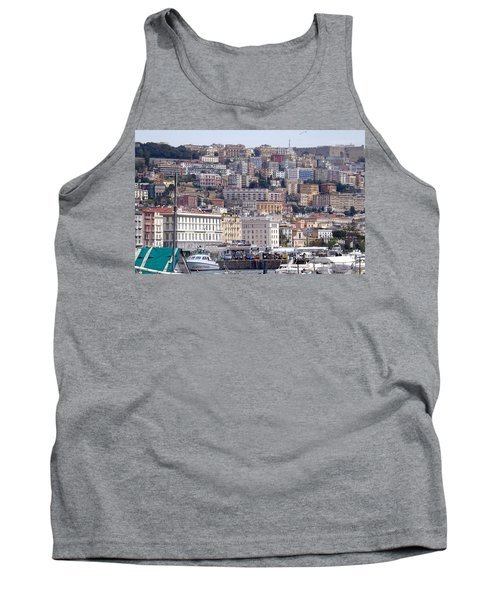 Naples In The Spring Tank Top