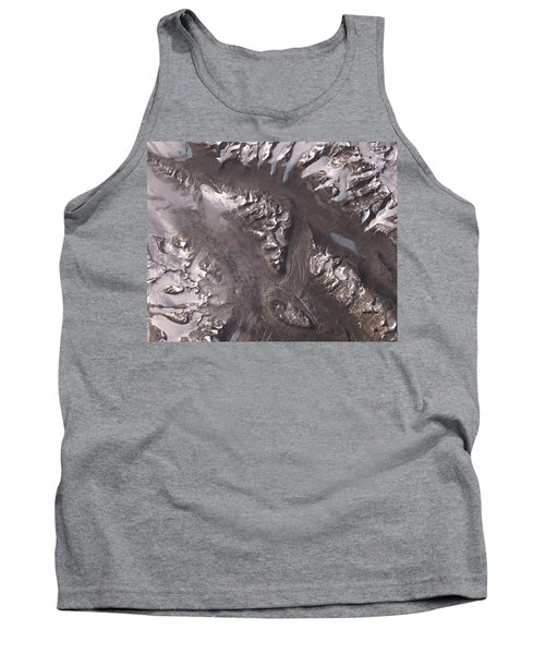Nasa Image-dry Valleys, Antarctica-2 Tank Top