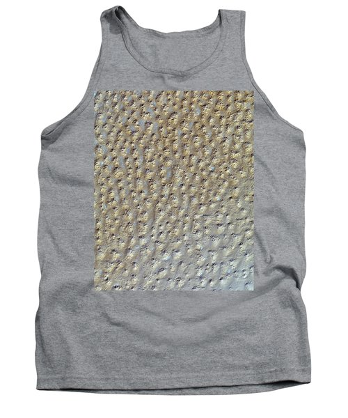 Nasa Image- Star Dunes, Algeria-2 Tank Top