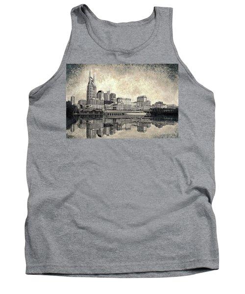 Nashville Skyline II Tank Top