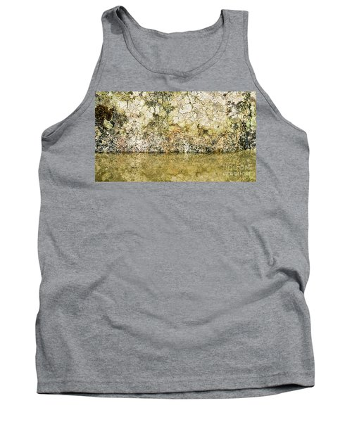Tank Top featuring the photograph Natural Stone Background by Torbjorn Swenelius