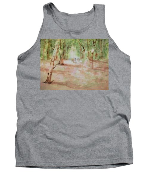 Nature At The Nature Center Tank Top