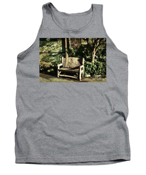 Nature - Peacefulness  Tank Top