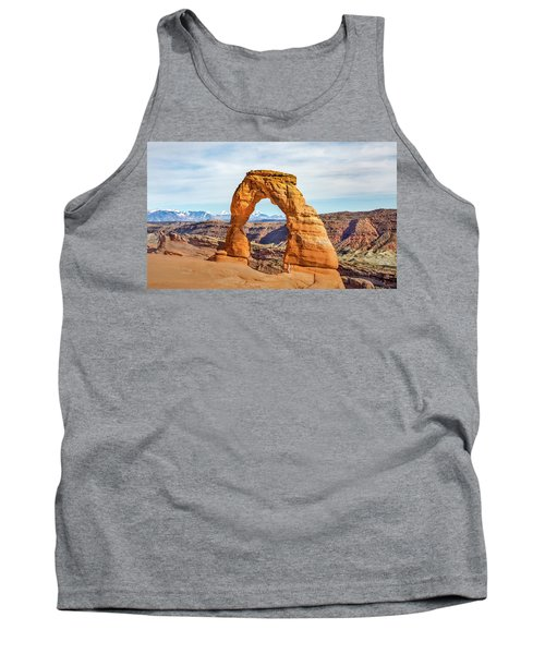 Nature's Delicate Balance Tank Top