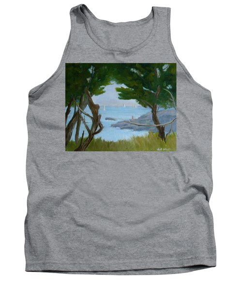 Nature's View Tank Top